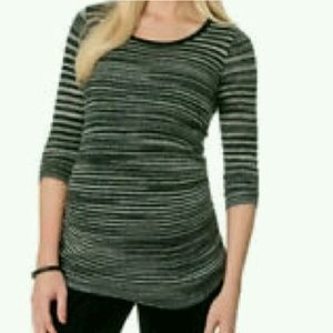 A Pea in the Pod Sweaters - FINAL SALE! Pea In the Pod Wool Maternity Sweater