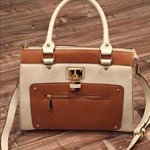 Handbags - SWEET CARAMEL satchel
