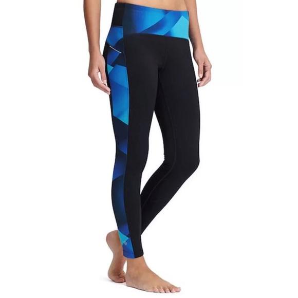 9da1ab81e015f2 Athleta Pants   Magnetic Power Lift Fleece Lined Leggings   Poshmark