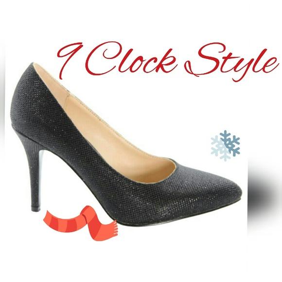 13b6b2903 Bella Marie Shoes | Big Sale Price Firmwomens Glitter Pointed Toe ...
