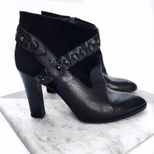 Diane von Furstenberg Shoes - Dvf black ankle boots