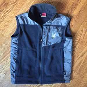 Spyder Other - Boys' Spyder vest...Size M