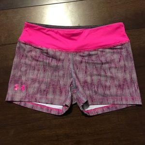 "Under Armour Pants - Women's Under Armour Heatgear Sonic 2.5"" Shorts"