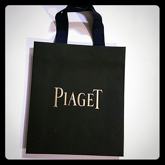 80% off Piaget Jewelry - PIAGET Shopping Bag -Nice! from Angel's ...