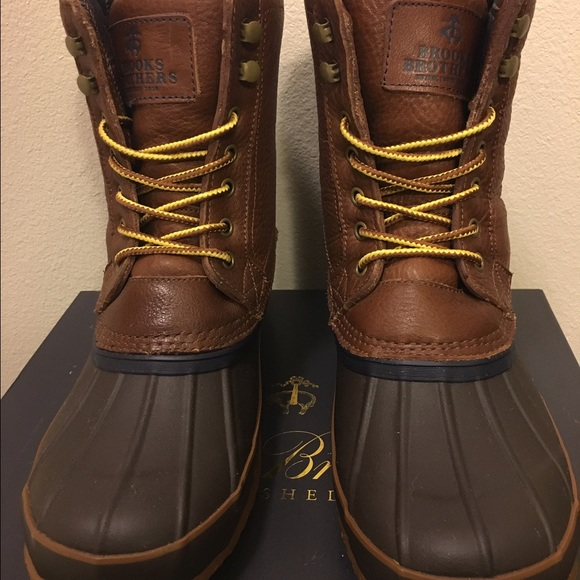 54a0fda1cef Brooks Brothers Other - Duck Boots Made by Brooks Brothers Size 10