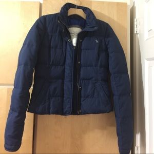 Abercrombie and Fitch puffer Jacket S