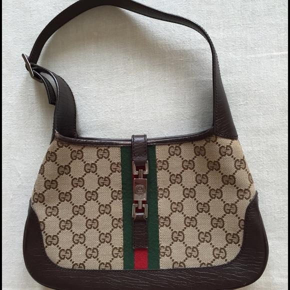 8f2a226351 Gucci Bags | Jackie O Small Hobo | Poshmark
