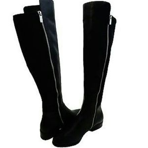 Michael Kors Shoes - Michael Kors Bromley riding boots