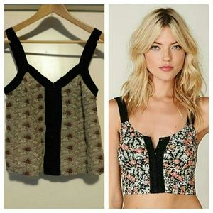 Urban Outfitters Tops - Ecote Printed Crop Top
