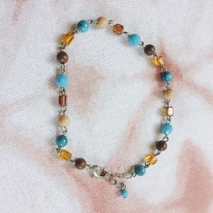 Jewelry - Beaded anklet