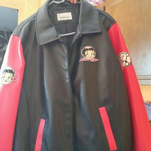 Venezia leather jacket