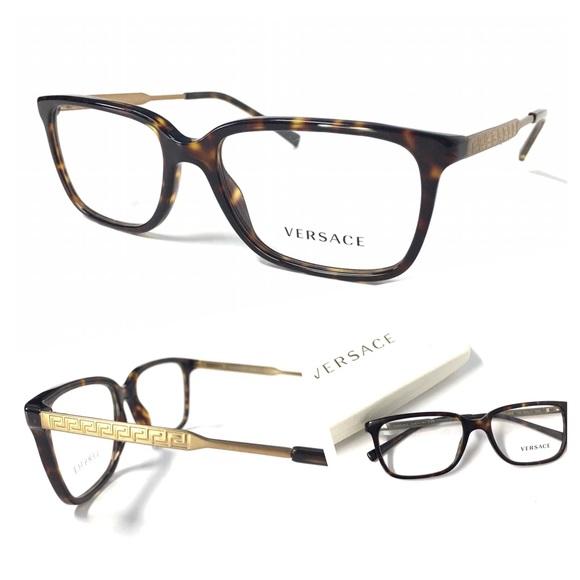 35c6192e3ddb VERSACE Women s Eyeglasses NWOT Tortoise Gold. M 581f52a5c284561b3306f73f
