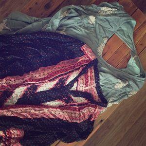 Free people dresses -Emma dress/peacemaker dress