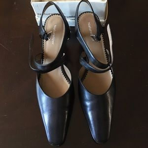 Naturalizer Shoes - Black pumps, slightly worn one time