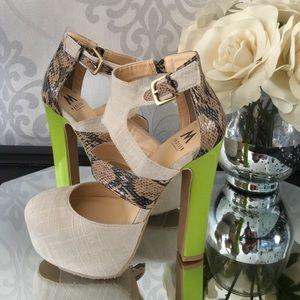 This heel!