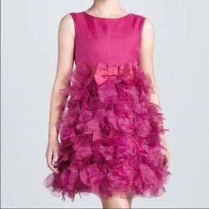 Marchesa  Other - Marchesa magenta color little girls formal dress