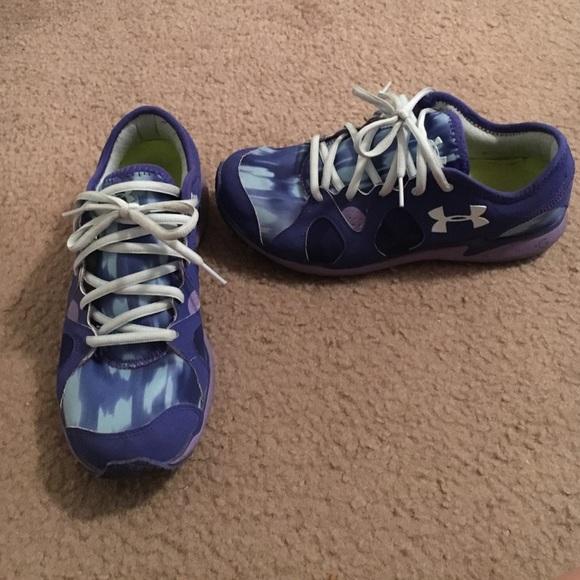 Cheap under armour 4d foam running shoe