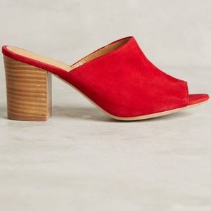 9d5a77926ee19 Anthropologie Shoes | Miss Albright Moroccana Mules | Poshmark