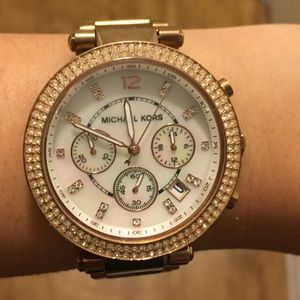 Michael Kors Accessories - MK watch for sale!