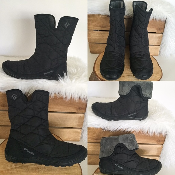 les de chaussures de les omniheatgrip - waterprf botte poshmark minx glisser ii e0f8ff
