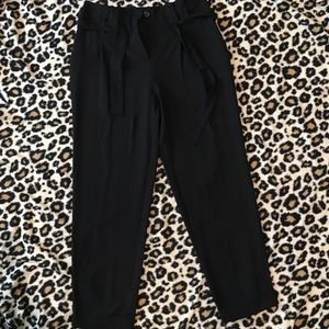 Like New Lauren Conrad Cropped Pants Size 4