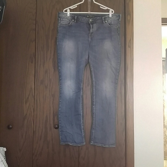 86% off Silver Jeans Denim - EUC Silver Natsuki jeans from Sara's ...