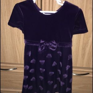 Ally B Other - Ally B. - Girls Purple Dress - Size 5