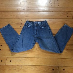 Eddie Bauer loose fit jeans