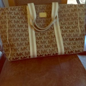 Authentic Michael Kors weekend bag