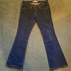 518 superlow Levi jeans