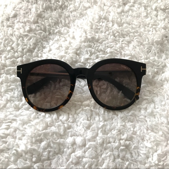f38c6336ebf2c TOM FORD Janina Sunglasses 100% Authentic. M 5965cd6a4e8d17a31c01d66d