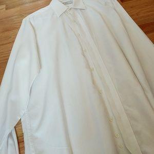 Lorenzo Uomo Other - Crisp White Men's Shirt