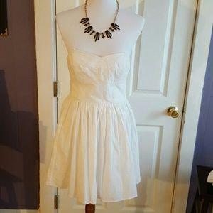 Jack Wills Dresses & Skirts - Jack Wills Fabulously British White Dress