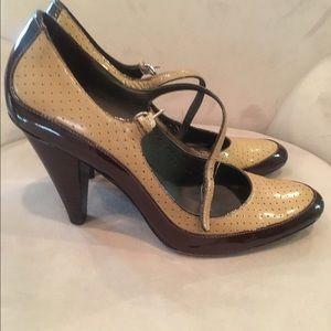 Joan & David Shoes - Joan and David maryjane style pumps