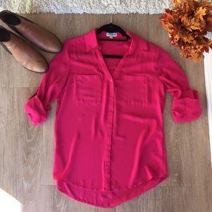 Pink express portofino shirt!