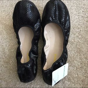 Shoes - Leather ballet flat