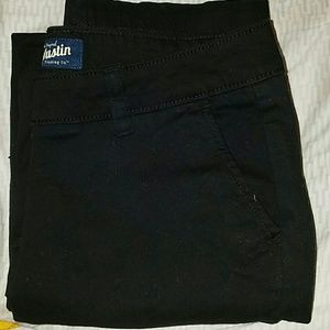 Black School Uniform Pants