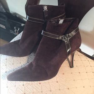 lambertson Truex suede boots