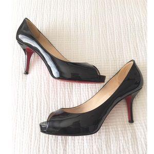 d2c0af776b11 Christian Louboutin Shoes - Christian Louboutin 85mm Mater Claude 36.5