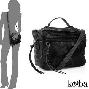Kooba Handbags - ✂️ {kooba} calf hair crossbody bag 🎉HPx6