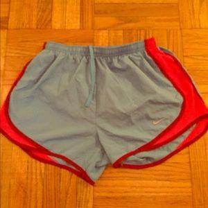 Nike Dri-fit Tempo running shorts, size S