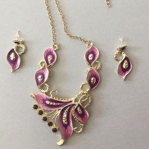 Jewelry - Austrian Crystal jewelry set