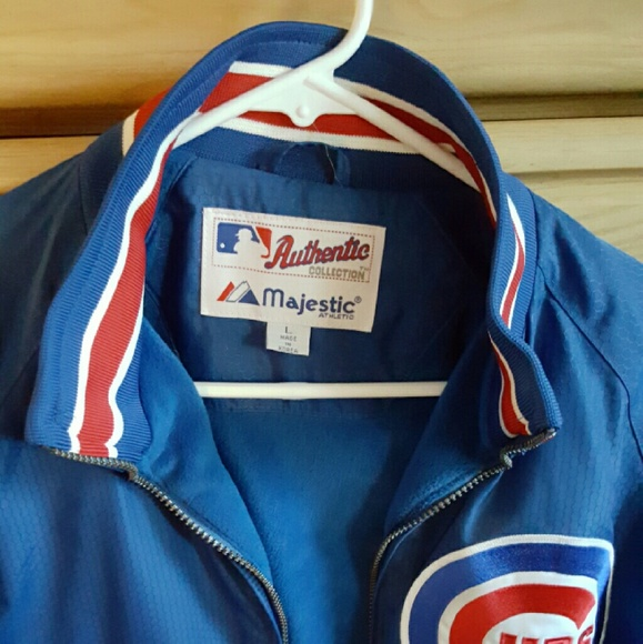info for 6607f 64f09 Retro womens Chicago Cubs Jacket