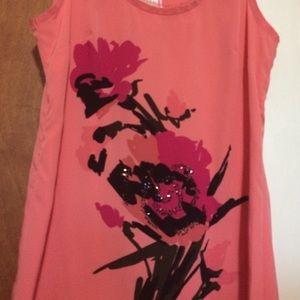 Elle Dresses - Sexy pink dress