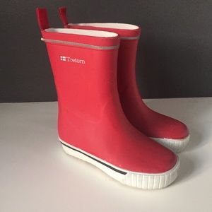 Tretorn Other - Red Tretorn Boots