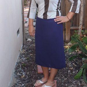 ❗️FINAL DROP❗️Vintage Purple Skirt