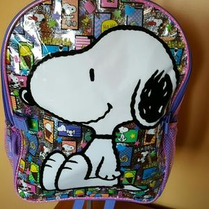 Peanuts Other - Snoopy backpack