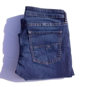 Soho Apparel Denim - SOHO curvy bootcut