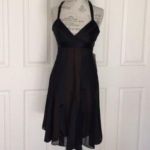 BCBGMaxAzria Dresses & Skirts - 🎉Final Price🎉BCBGMaxAzria Silk Chiffon Dress