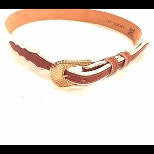 Tony Lama Accessories - Tony Lama Vintage Belt